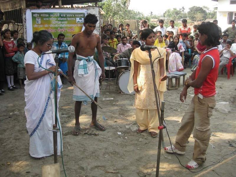Advocacy-Assam Unit 1