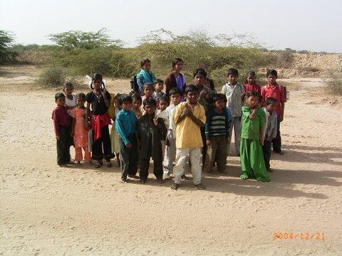 Saltpan Work/School Site 1